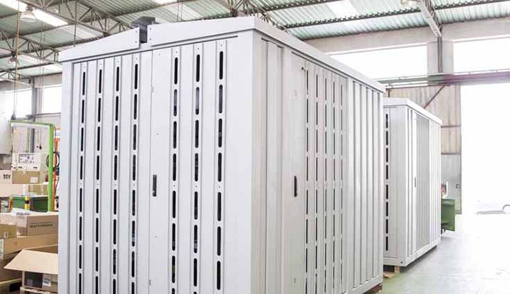 Anidas System Integrator Monobloc