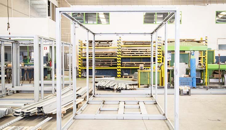 Anidas Enclosures Monobloc