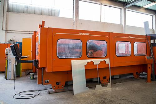 Anidas Business Area Steel Work
