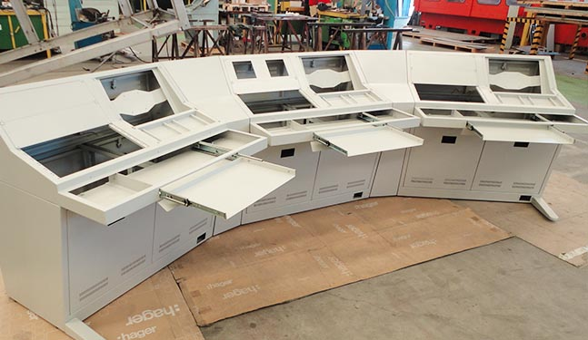 Anidas Enclosures Control Tables