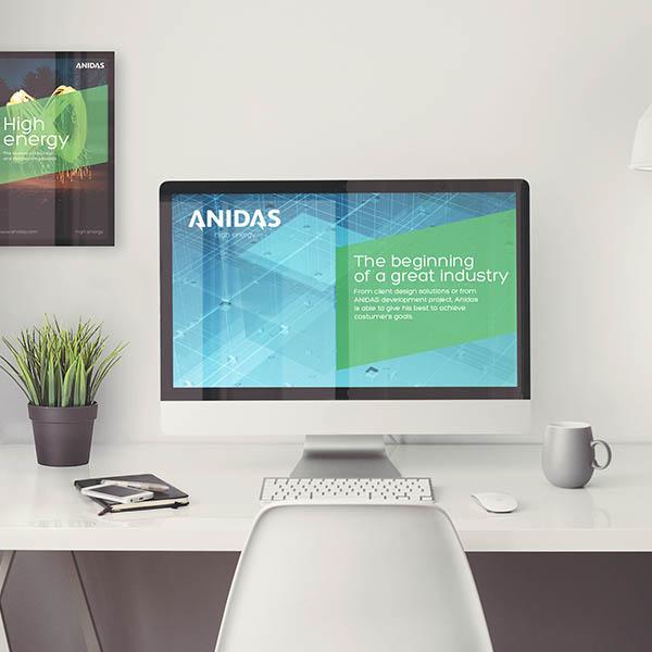 Anidas Steel Work Liquid Project