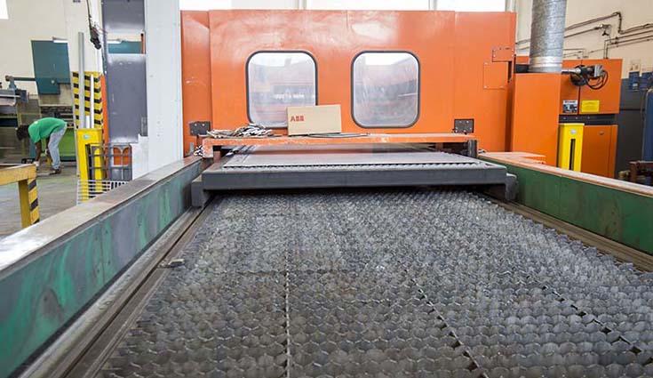 Anidas Metalomecanica Corte a Laser